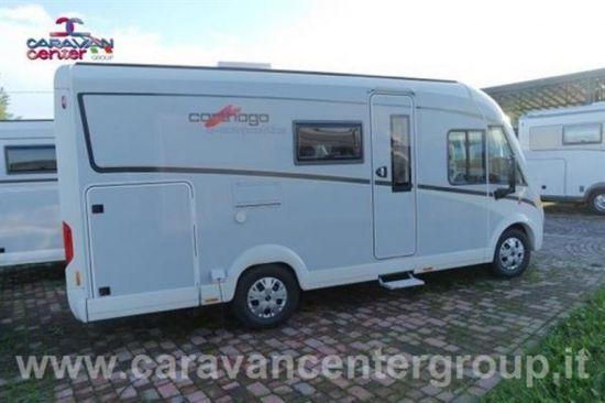 Carthago c-compactline i 138 usato  in vendita a Campobasso - Immagine 3