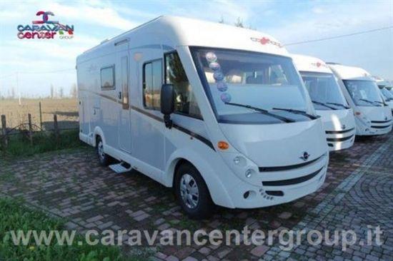 Carthago c-compactline i 138 usato  in vendita a Campobasso - Immagine 2