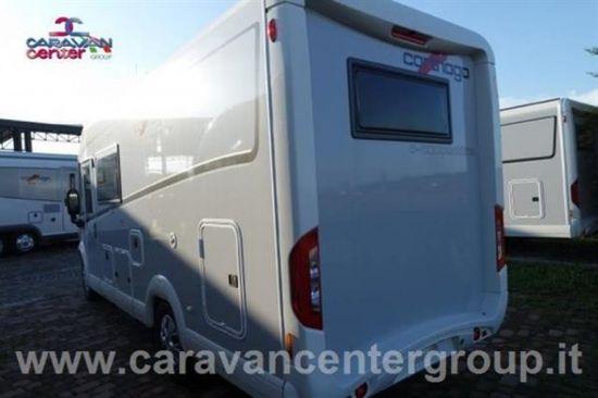 Carthago c-compactline i 138 usato  in vendita a Campobasso - Immagine 5
