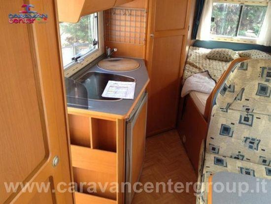 Adria coral 640 sd usato  in vendita a Campobasso - Immagine 4