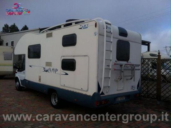 Blu camp blu camp sky 400 nuovo  in vendita a Campobasso - Immagine 2
