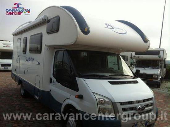 Blu camp blu camp sky 400 nuovo  in vendita a Campobasso - Immagine 1
