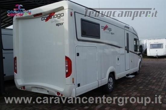 Carthago c-tourer sport i 148 usato  in vendita a Campobasso - Immagine 2