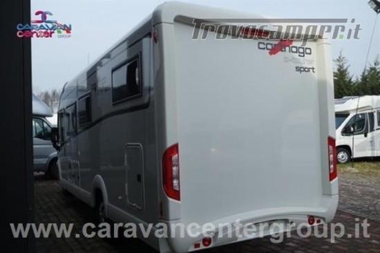Carthago c-tourer sport i 148 usato  in vendita a Campobasso - Immagine 3