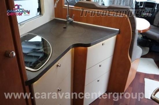 Carthago c-tourer sport i 148 usato  in vendita a Campobasso - Immagine 5