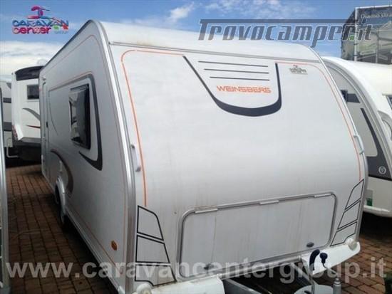 Weinsberg caraone 500 xd usato  in vendita a Campobasso - Immagine 1
