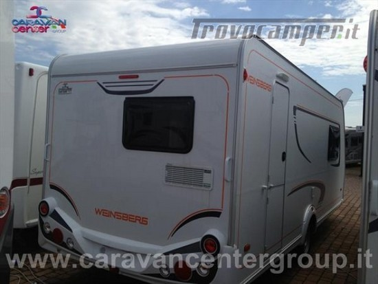 Weinsberg caraone 500 xd usato  in vendita a Campobasso - Immagine 2