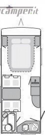 Weinsberg caraone 500 xd usato  in vendita a Campobasso - Immagine 8
