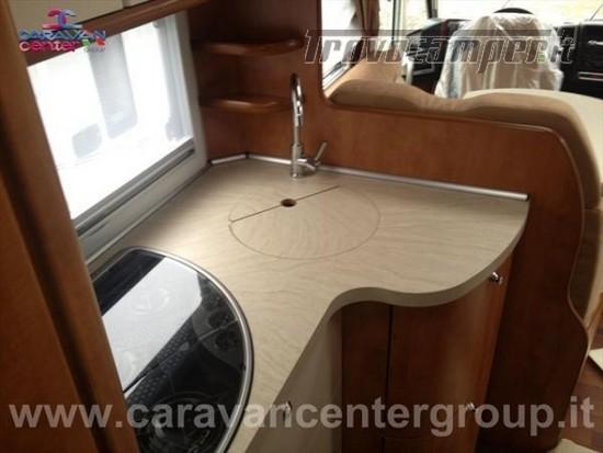 Carthago tourer i 142 usato  in vendita a Campobasso - Immagine 5