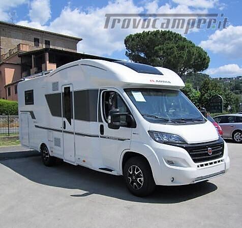 Semi-integrale con letto a penisola più basculante Adria Matrix M670 SC plus nuovo  in vendita a Rieti - Immagine 2