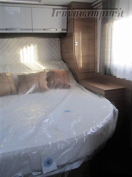 Semi-integrale con letto a penisola più basculante Adria Matrix M670 SC plus nuovo  in vendita a Rieti - Immagine 13