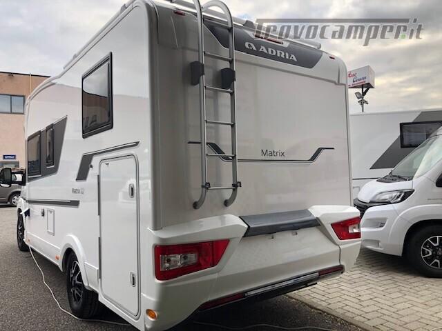 Semintegrale Adria Matrix Plus 600 SL Offerta € 61.400,00 nuovo  in vendita a Firenze - Immagine 22