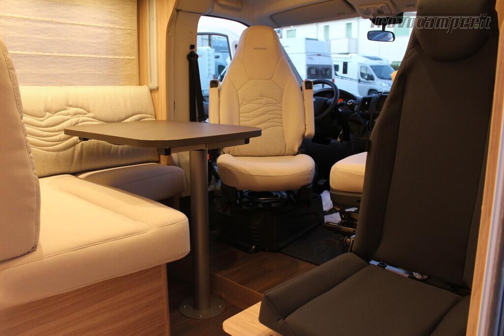 Semintegrale Delfin T 726G nuovo  in vendita a Treviso - Immagine 5