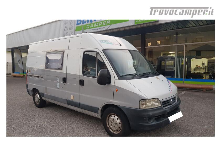 404 adria van . furgonato con dinette centrale e bagno in coda nuovo  in vendita a Bolzano - Immagine 1