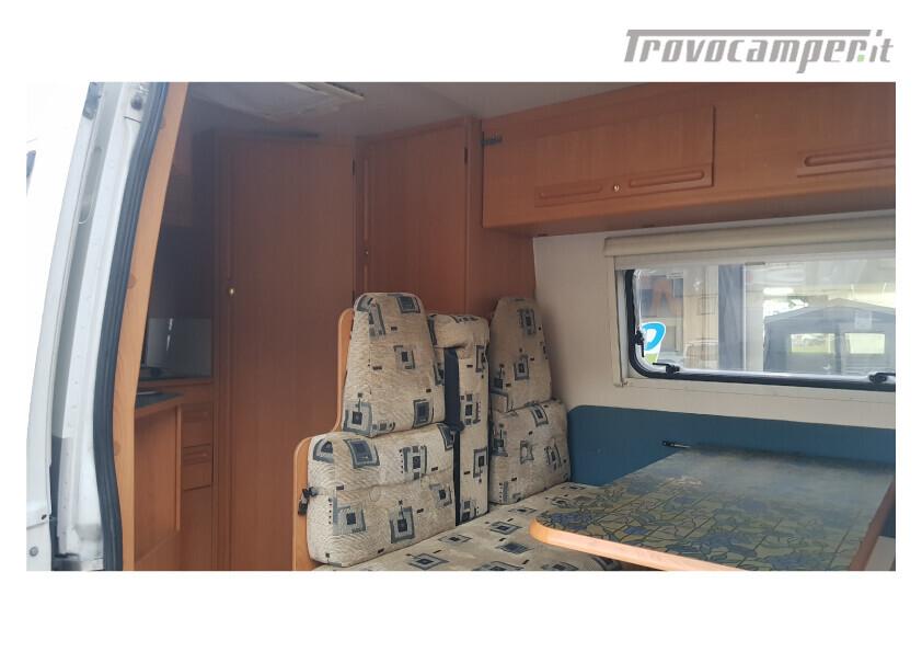404 adria van . furgonato con dinette centrale e bagno in coda nuovo  in vendita a Bolzano - Immagine 8