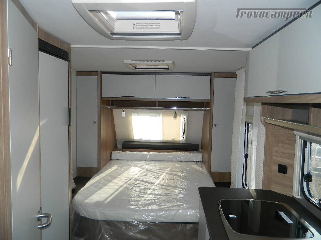 Roulotte Burstner premio 490 ts Limited usato  in vendita a Bergamo - Immagine 2
