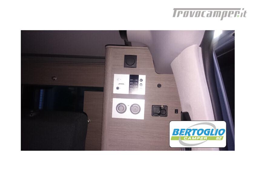 400 - campster - furgonato tetto soffietto omologato camper 5 posti usato  in vendita a Bolzano - Immagine 6