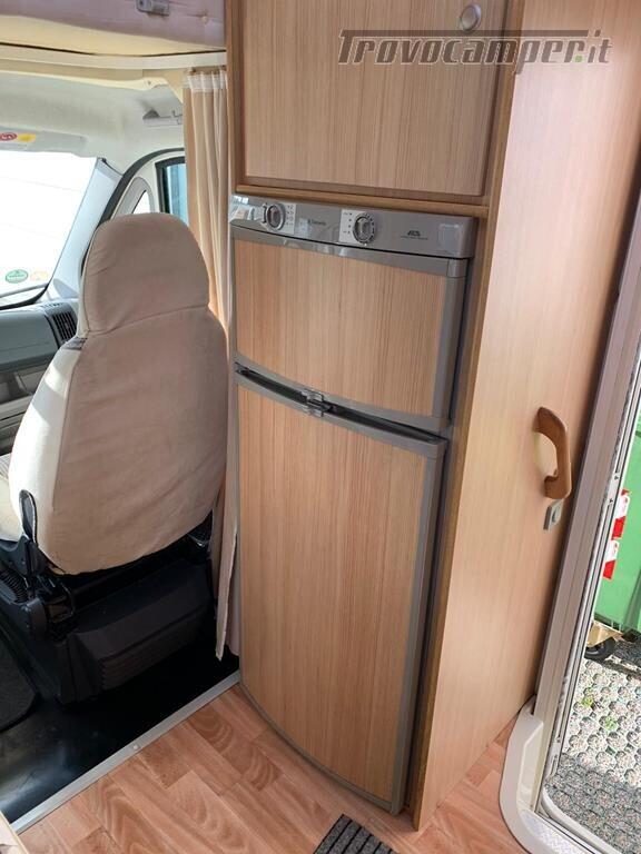 Mansarsardato con garage Fiat Kentuky Estro 4 usato  in vendita a Pordenone - Immagine 17