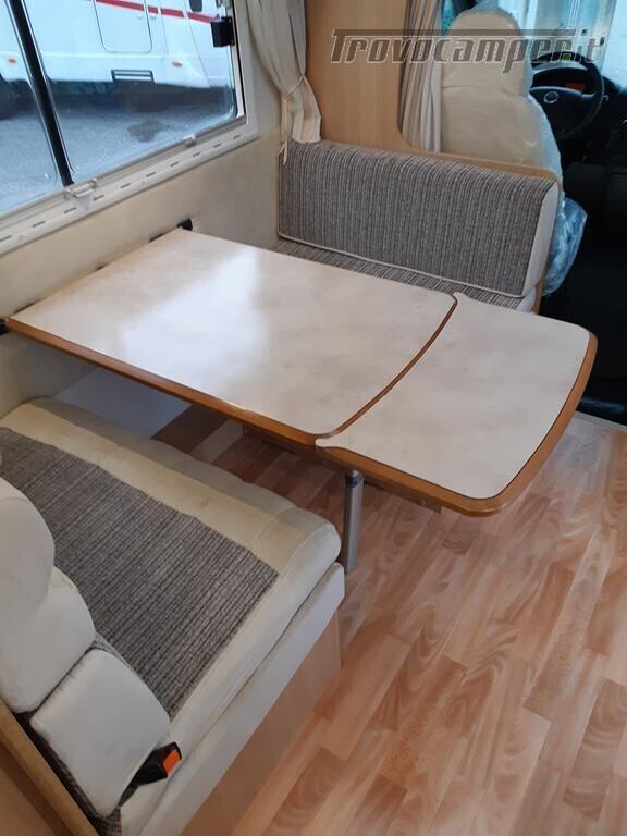 Mansarsardato con garage Fiat Kentuky Estro 4 usato  in vendita a Pordenone - Immagine 14