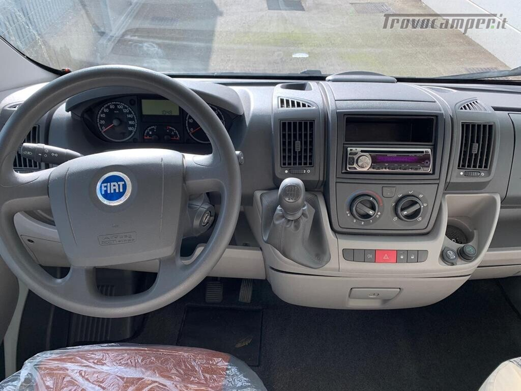 Mansarsardato con garage Fiat Kentuky Estro 4 usato  in vendita a Pordenone - Immagine 15