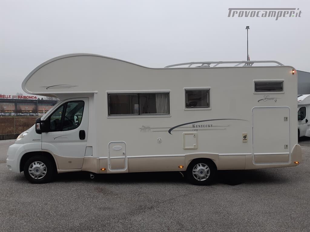 Mansarsardato con garage Fiat Kentuky Estro 4 usato  in vendita a Pordenone - Immagine 3