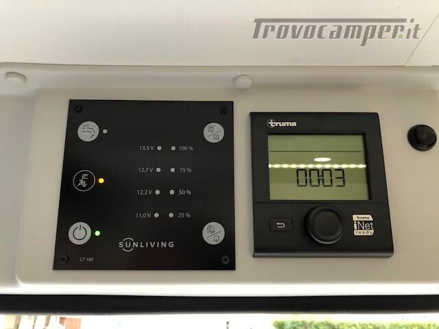 Furgonato Sun Living V 60 SPFamily nuovo  in vendita a Firenze - Immagine 17