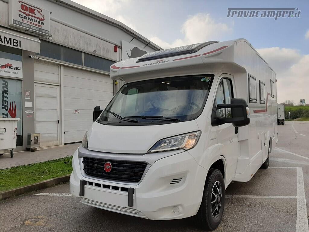 Nuovo | Roller Team KRONOS 265 TL nuovo  in vendita a Macerata - Immagine 2