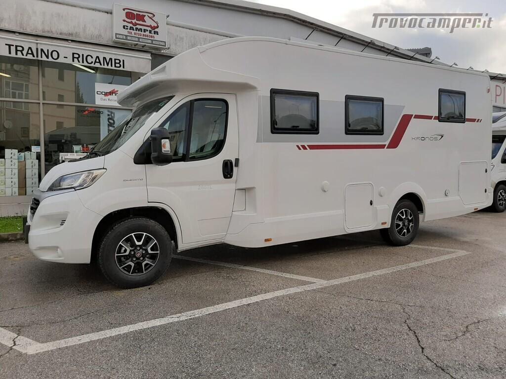 Nuovo | Roller Team KRONOS 265 TL nuovo  in vendita a Macerata - Immagine 1