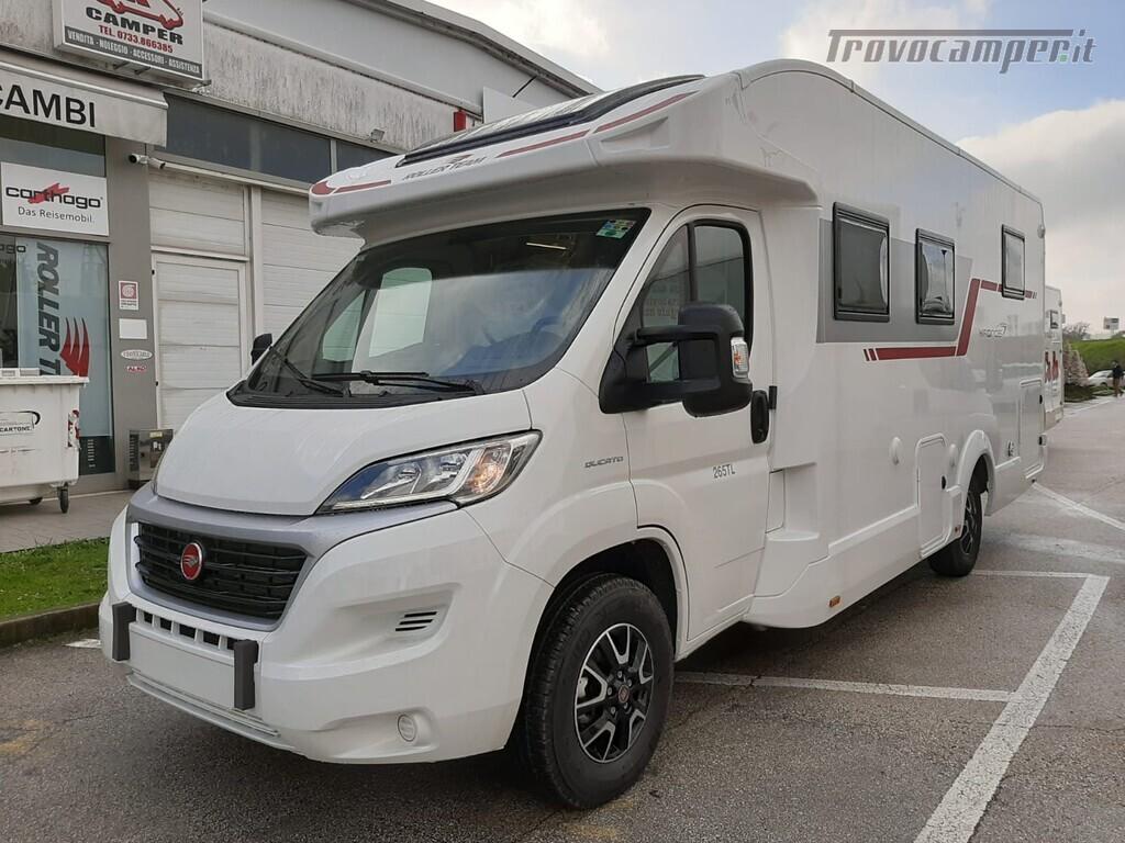 Nuovo | Roller Team KRONOS 265 TL nuovo  in vendita a Macerata - Immagine 4