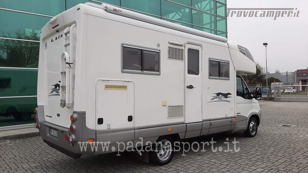 Mansardato Laika Kreos 3005 Iveco nuovo  in vendita a Pavia - Immagine 3