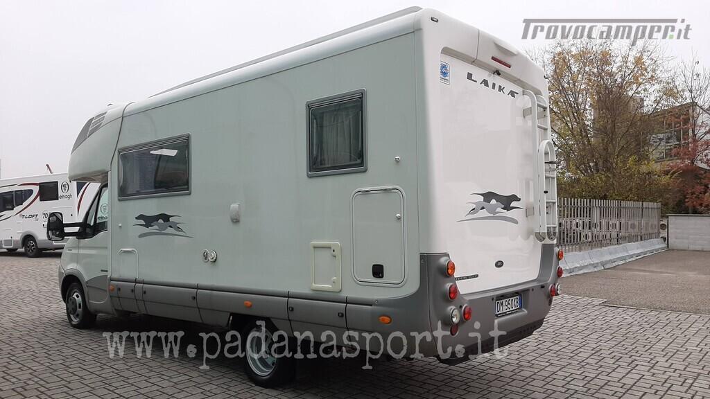 Mansardato Laika Kreos 3005 Iveco nuovo  in vendita a Pavia - Immagine 4