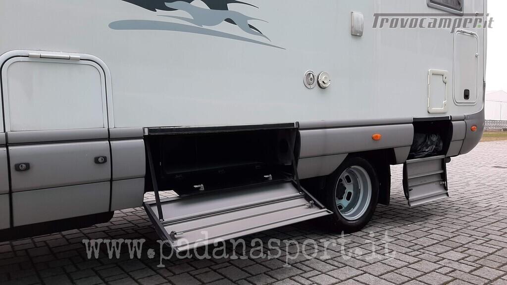 Mansardato Laika Kreos 3005 Iveco nuovo  in vendita a Pavia - Immagine 9