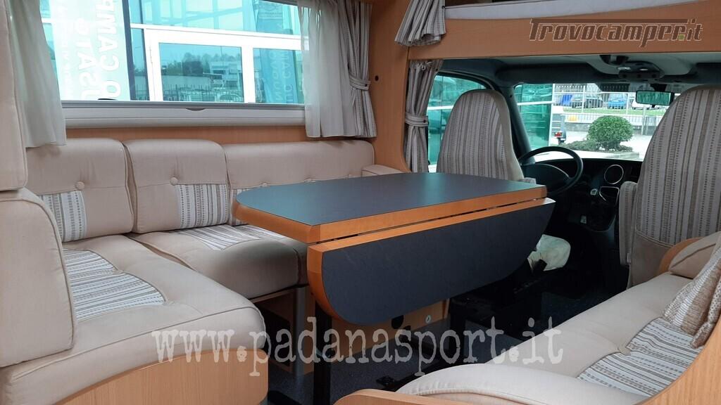 Mansardato Laika Kreos 3005 Iveco nuovo  in vendita a Pavia - Immagine 12
