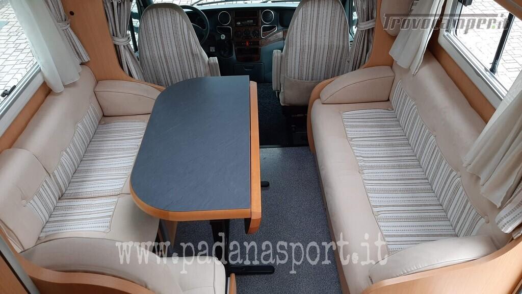 Mansardato Laika Kreos 3005 Iveco nuovo  in vendita a Pavia - Immagine 13
