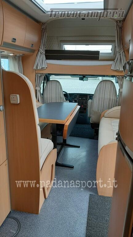 Mansardato Laika Kreos 3005 Iveco nuovo  in vendita a Pavia - Immagine 19