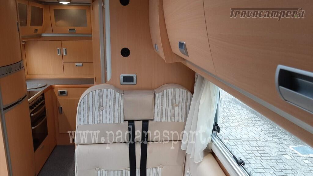 Mansardato Laika Kreos 3005 Iveco nuovo  in vendita a Pavia - Immagine 20