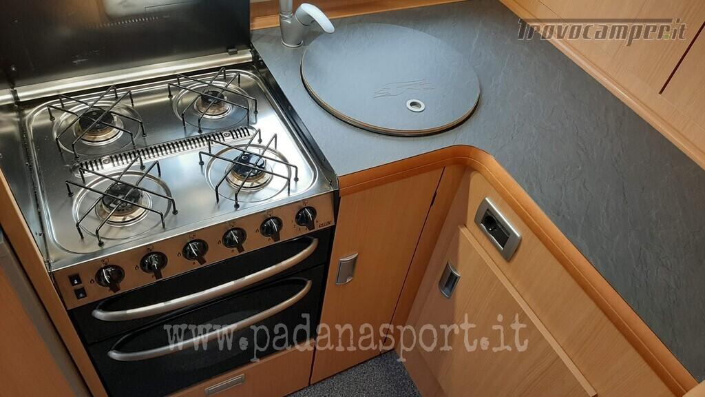 Mansardato Laika Kreos 3005 Iveco nuovo  in vendita a Pavia - Immagine 21