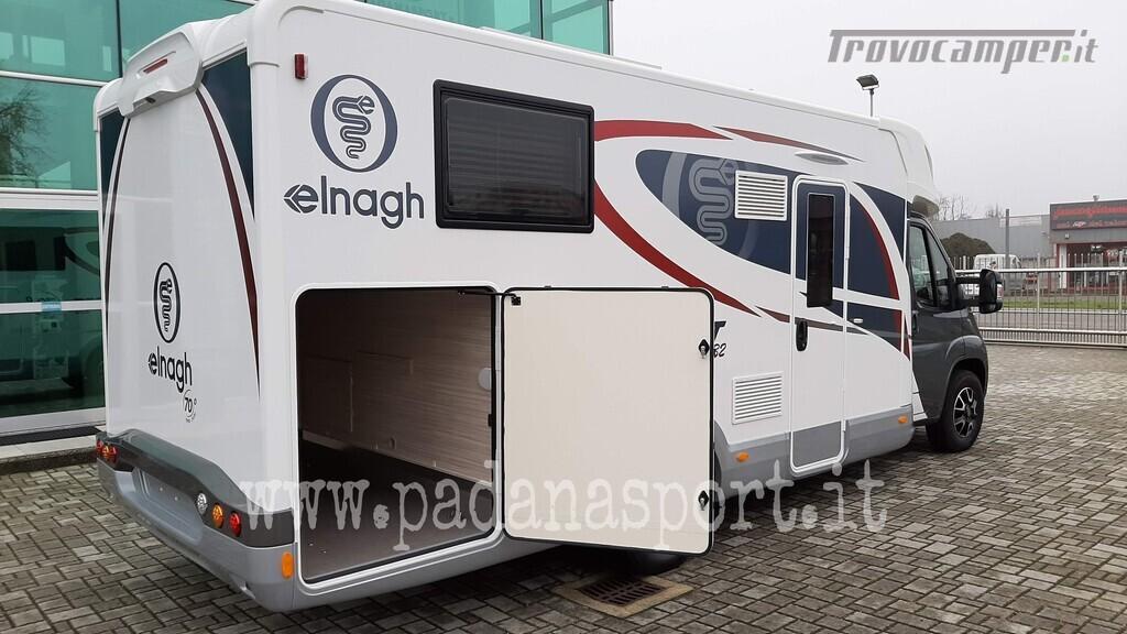 Semintegrale ELNAGh T Loft 532 Anniversary usato  in vendita a Pavia - Immagine 11