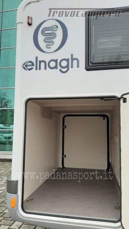 Semintegrale ELNAGh T Loft 532 Anniversary usato  in vendita a Pavia - Immagine 10