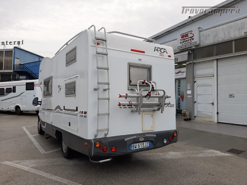 USATO - ARCA AMERICA 403 DEL 2002 usato  in vendita a Macerata - Immagine 2