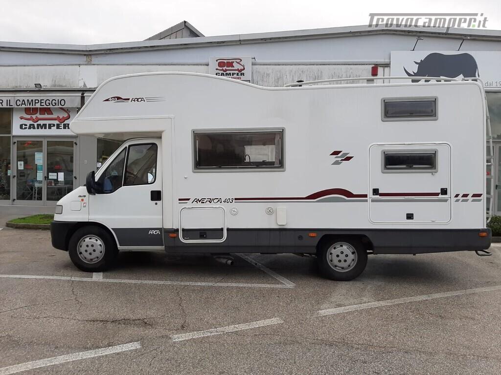 USATO - ARCA AMERICA 403 DEL 2002 usato  in vendita a Macerata - Immagine 3