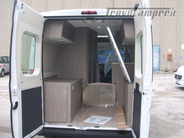 FURGONATO CHALLENGER VANY 114 START EDITION nuovo  in vendita a Ancona - Immagine 6