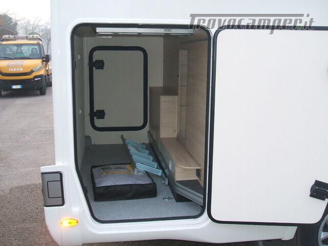 SEMINTEGRALE CHALLENGER 264 GARAGE DINETTE FACE TO FACE + BASCULANTE FORD 170CV nuovo  in vendita a Ancona - Immagine 5