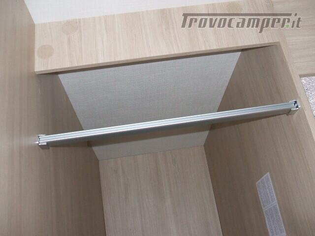 SEMINTEGRALE CHALLENGER 264 GARAGE DINETTE FACE TO FACE + BASCULANTE FORD 170CV nuovo  in vendita a Ancona - Immagine 14