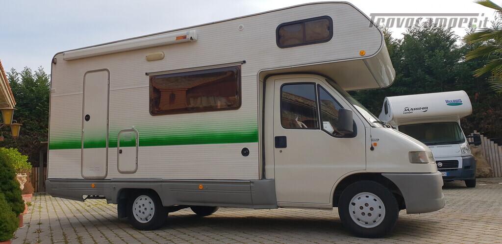 Camper Ducato 1.9Td nuovo  in vendita a Cosenza - Immagine 3