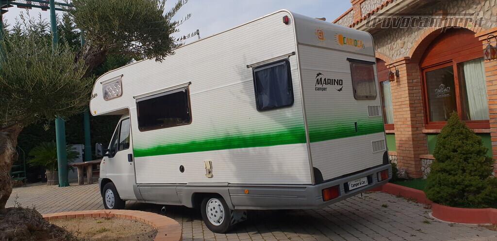 Camper Ducato 1.9Td nuovo  in vendita a Cosenza - Immagine 2
