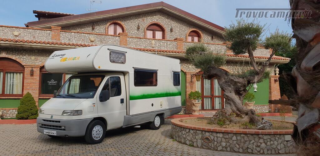 Camper Ducato 1.9Td nuovo  in vendita a Cosenza - Immagine 1