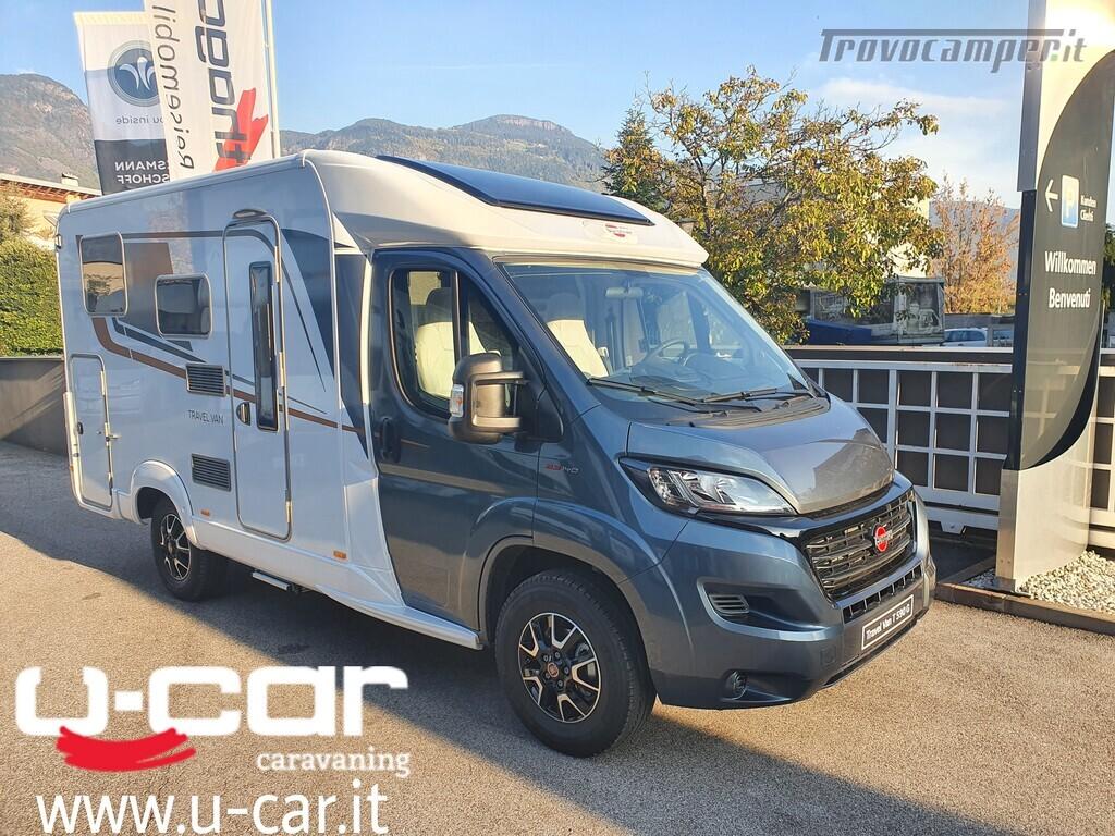 Semintegrale Burstner Travel Van T 590 G usato  in vendita a Bolzano - Immagine 1