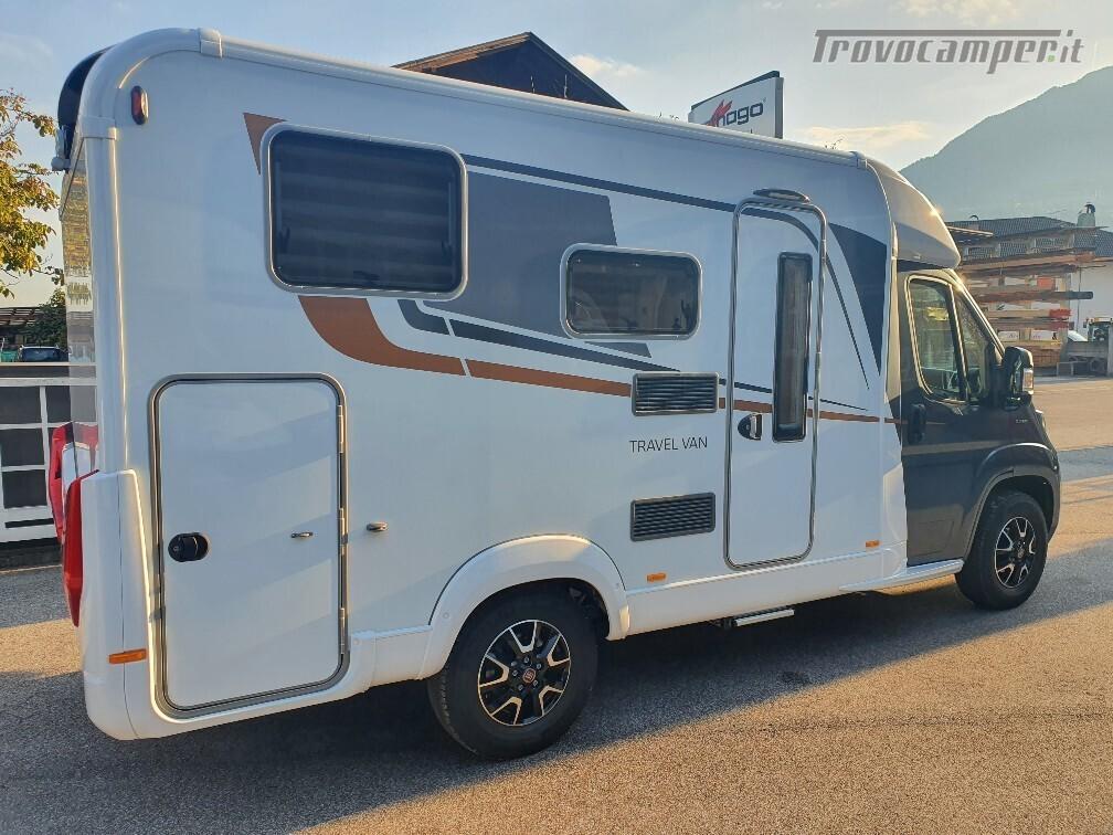Semintegrale Burstner Travel Van T 590 G usato  in vendita a Bolzano - Immagine 2