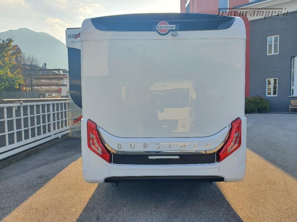 Semintegrale Burstner Travel Van T 590 G usato  in vendita a Bolzano - Immagine 4